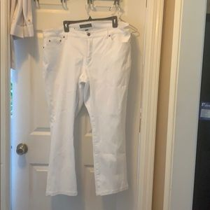 Ralph Lauren white pants